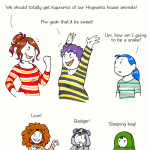 All Hogwarts houses are equal