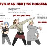 Evil Housemates