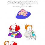 I dreamt of clowns