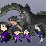 Loki and His Children