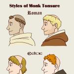 Monk Tonsure