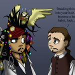 PotC: Jack's Hair