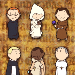 Various Monk Robes