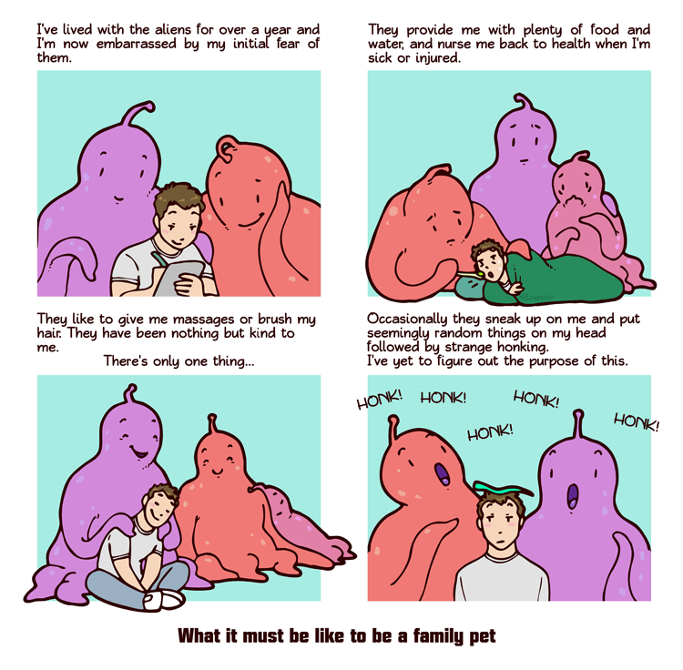 A good home HumonComics.com