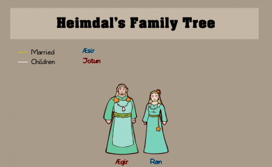 thumbnail of Heimdal's Family Tree