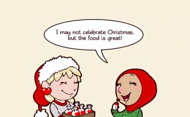 thumbnail of Holiday Food