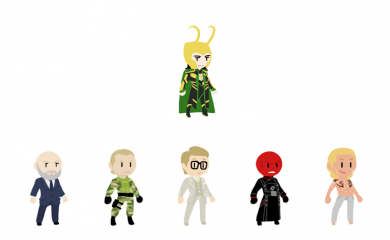 thumbnail of Loki and the Forgettables