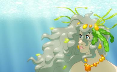 thumbnail of Mermaid in Amber