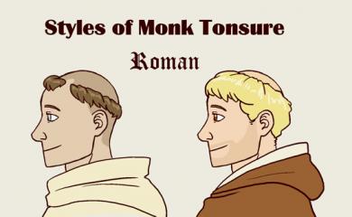 thumbnail of Monk Tonsure