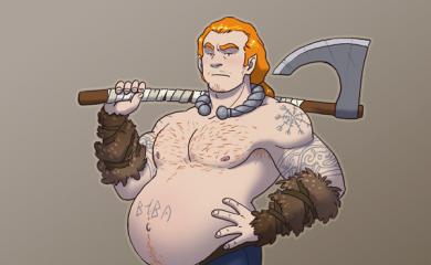 thumbnail of Pregnant Jotun