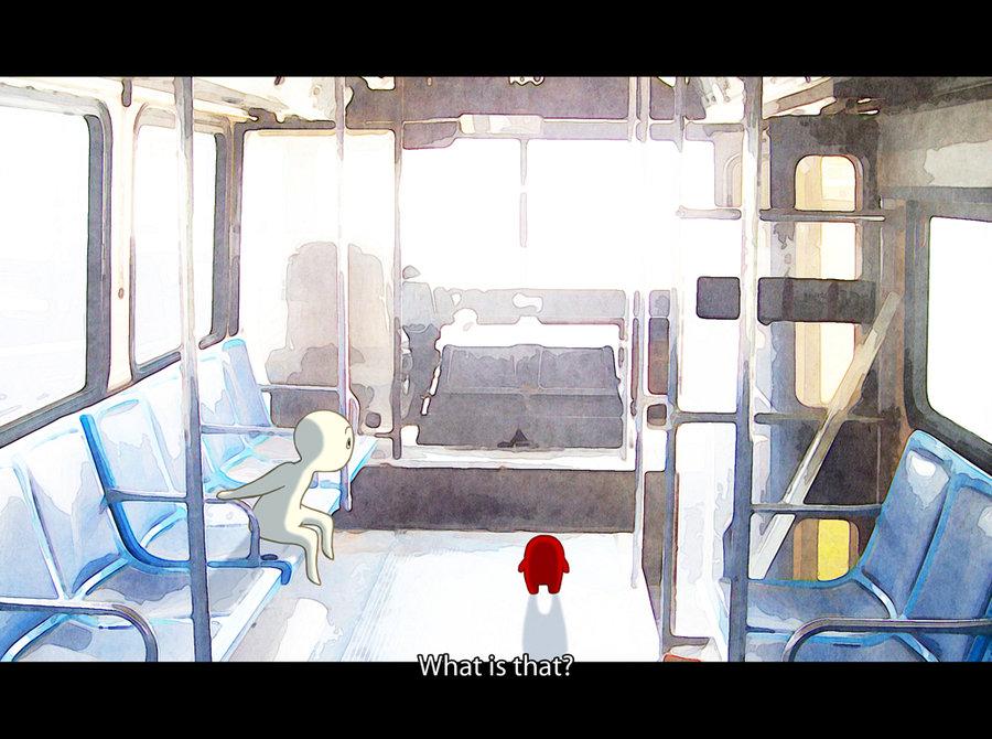 Bus Ride HumonComics.com