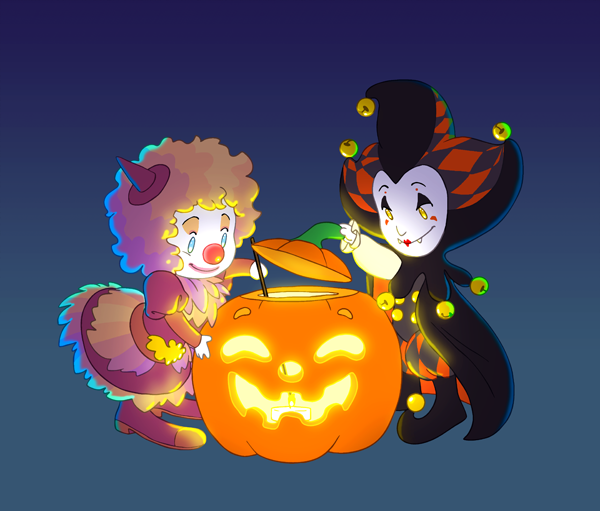 Cute Halloween HumonComics.com