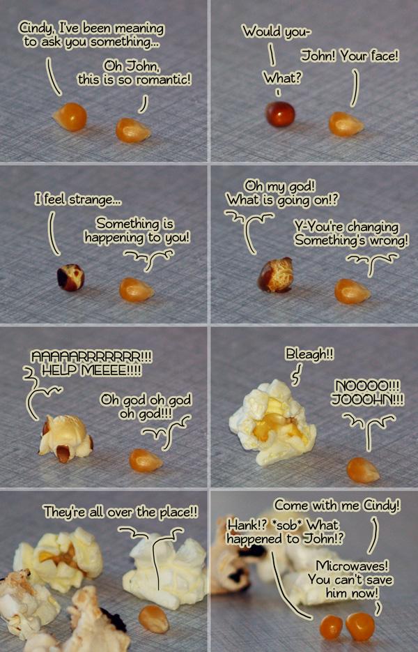 Mutant Corn HumonComics.com