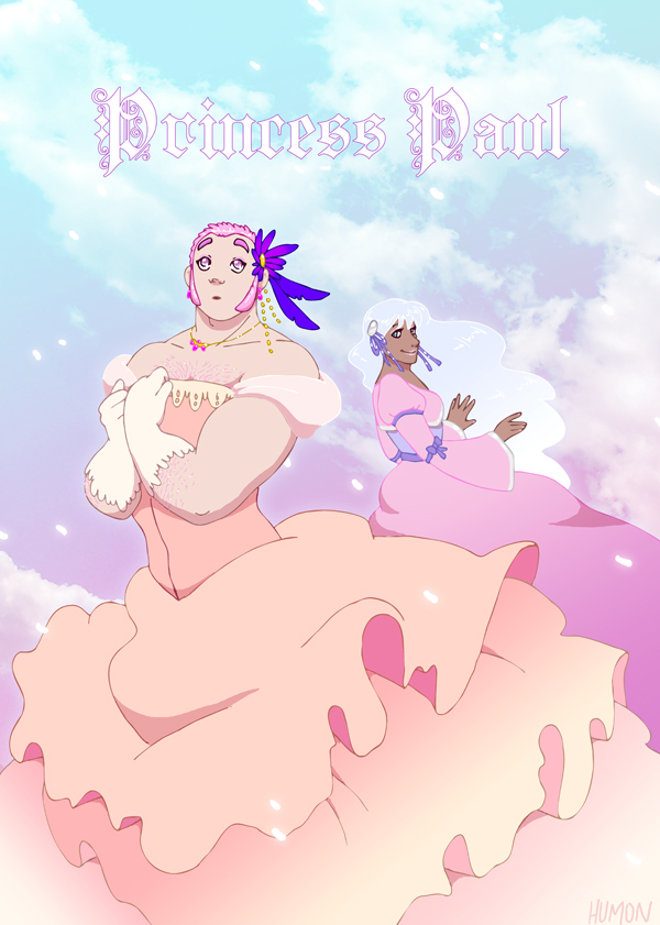 Princess Paul HumonComics.com