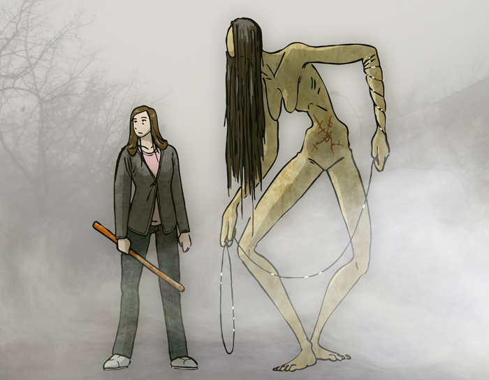 Silent Hill Humon Comics