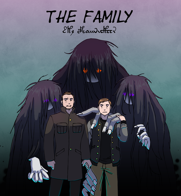 The Family HumonComics.com