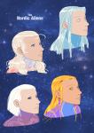 Nordic Alien designs