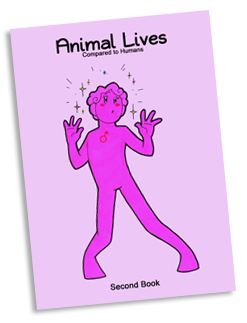 Animal Lives 2 front cover